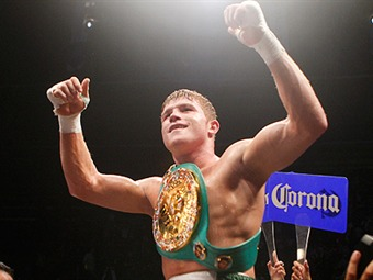 De la Hoya quiere Canelo vs. Williams