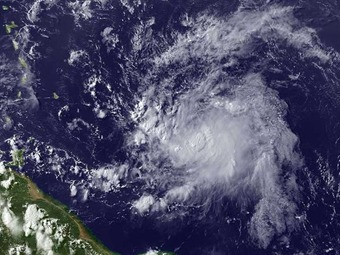 La tormenta tropical Chantal sigue amenazando el Caribe