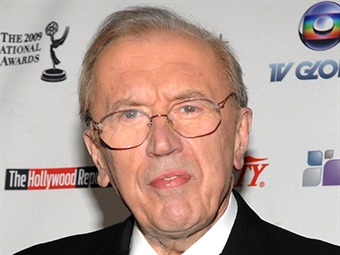 Murió David Frost